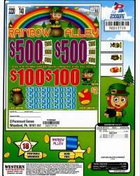 Rainbow Alley (Jar Tickets)